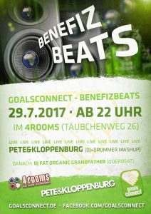 Benefiz beats party 2017