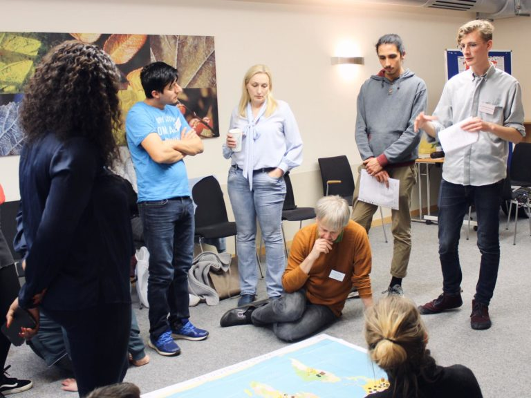 Tagung des Norddt. Netzwerks für Friedenspädagogik